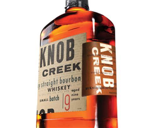 knob creek kentucky bourbon whiskey review