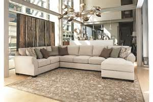 Ashley Chaise Sofa Wilcot 4 Piece Sofa Sectional Ashley Furniture Homestore