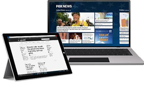 fox news 10 mobile fox comes to windows 10 and windows 10 mobile top