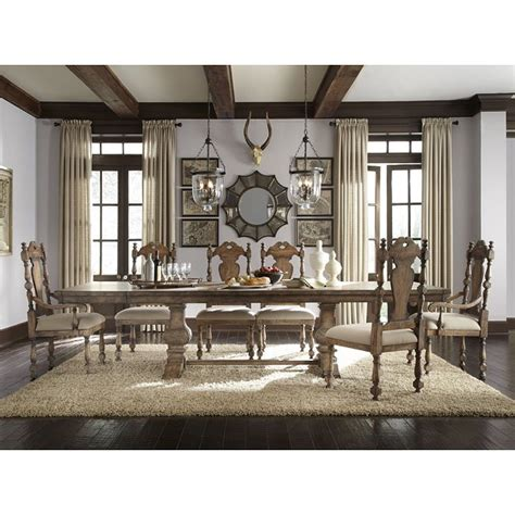 Pulaski Dining Room Furniture Desdemona Custom Dining Room Set Pulaski Furniture Furniturepick
