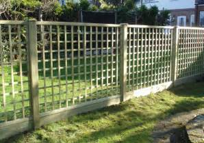 Wooden Trellis Panels Fence Panel Trellis Fences