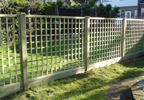 Cheap Garden Trellis Ideas Fence Panel Trellis Fences
