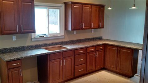 kitchen stock cabinets lowe s in stock cabinets