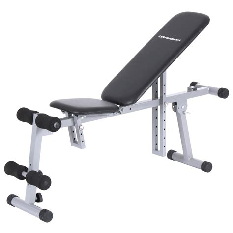 bench muscle ultrasport all in one weight bench adjustable workout