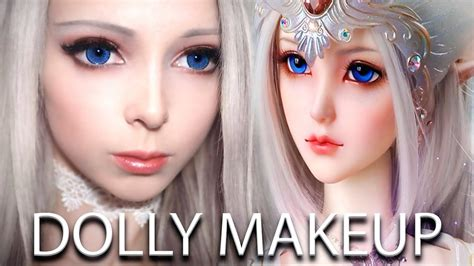 real barbie real life barbie makeup tutorial www pixshark com