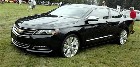 best year for chevy impala is the chevy impala for 2017 as as the reviews say