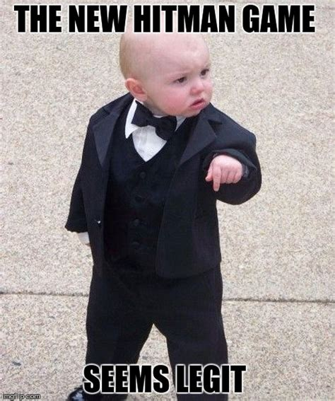 Godfather Baby Meme - baby godfather meme imgflip