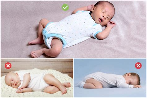 side sleeping after c section sleeping positions for babies what is safe and what is not