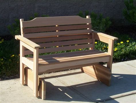 glider bench plans free cedar glider bench plans free download pdf woodworking