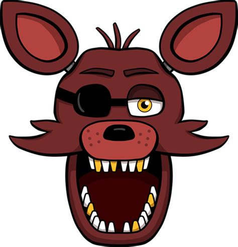 foxy five nights at freddys five nights at freddy s foxy shirt design by kaizerin