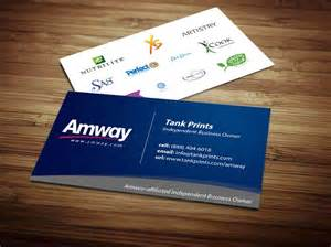 where to get business cards how to get amway business cards amway business cards