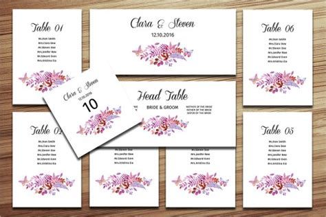 free printable wedding seating chart template wedding seating chart template 24 exles in pdf word