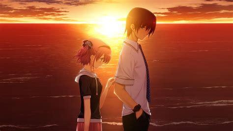 cute anime couple backgrounds pixelstalknet