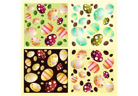 colorful easter eggs colorful easter eggs free vector stock