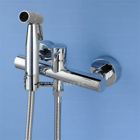 best stainless steel cold and water mixed bidet faucet