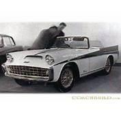 Vignale Triumph TR3 1958