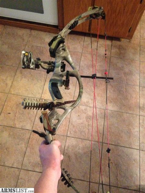 armslist  sale reflex excursion rh compound bow