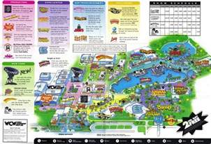 map of universal studios in florida universal orlando universal studios florida production