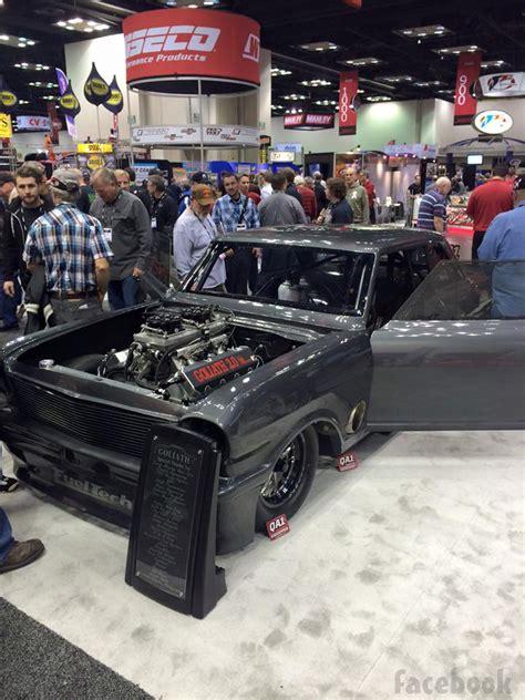 new big cars outlaws big chief unveils new car crowmod