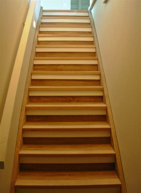 Basement Stairs Finishing Ideas Stair Repair Basement Stairs Basement Stair Ideas Concrete Floor Ideas Basement
