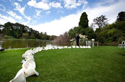 Botanical Gardens Melbourne Weddings The Royal Botanic Gardens Blakes Feast