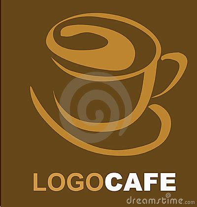 design logo for coffee shop stock photo design of logo for coffee shop image 6278610