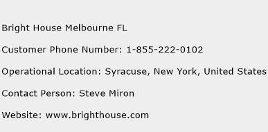 bright house telephone number bright house melbourne fl customer service phone number toll free contact address