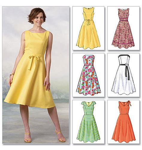 dress patterns for women over 50 sewing patterns for women over 50