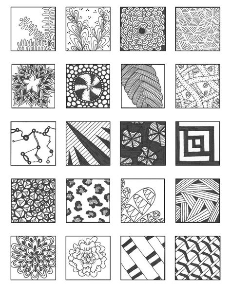 zentangle pattern journal 2968 best art journal ideas zentangles images on
