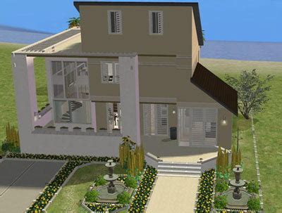sims 2 house downloads xm sims2 free sims 2 computer game residential house download