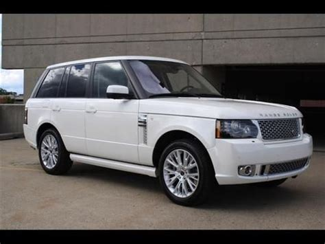 sell new 2012 brand new land rover range rover