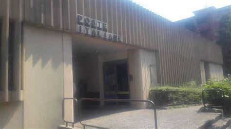 ufficio postale pero merate uffici postali a orario ridotto sportelli aperti