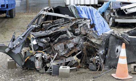 fatal car in new mexico driver in fatal tesla crash was intoxicated