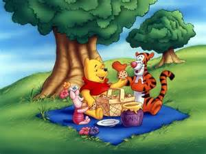 disney for pooh picnic disney picture