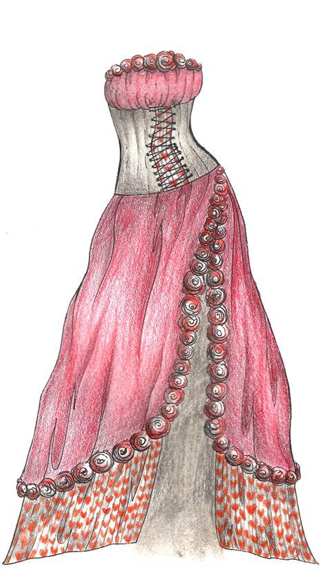 desain of dress queen of hearts dress design by ivory dreams on deviantart