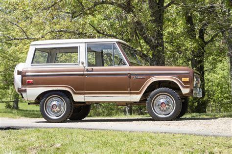 ford bronco 1976 ford bronco ranger