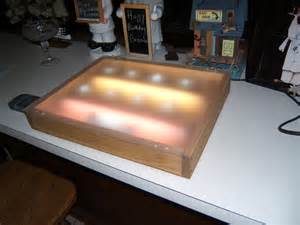 light box on winlights deluxe interior lighting design