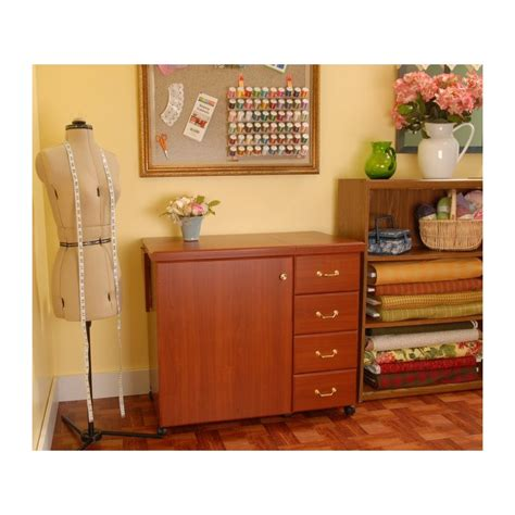 Arrow Sewing Cabinet by Arrow Sewing Cabinets Norma Jean Cherry Icanhelpsew