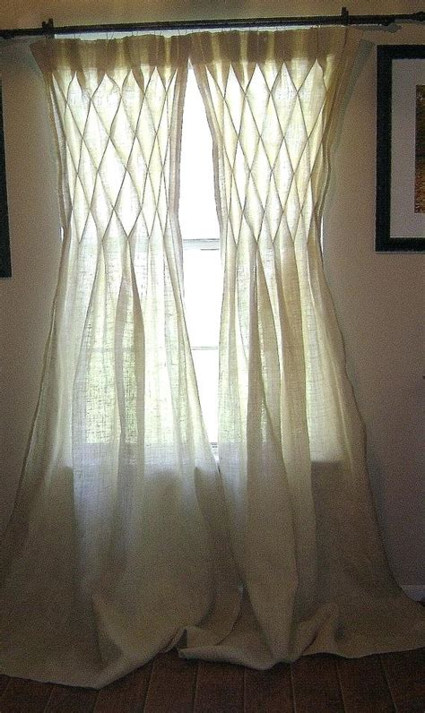 how to make lined burlap curtains no sew curtain panels with lining curtain menzilperde net