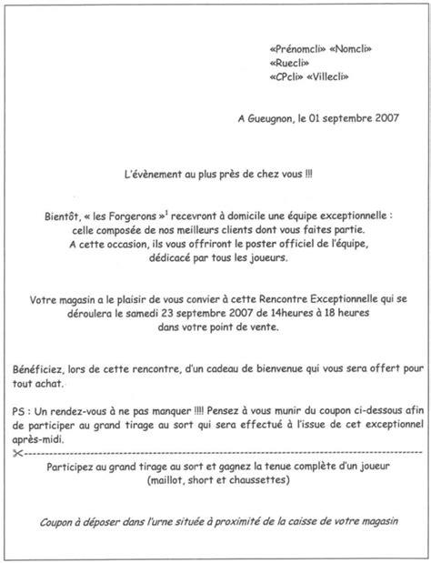 Modèle De Lettre D Invitation Professionnelle Gratuite Image Tstg Mer Rde16i01 La Boutique Travailler Sur Des Sujets Du Bac Mercatique