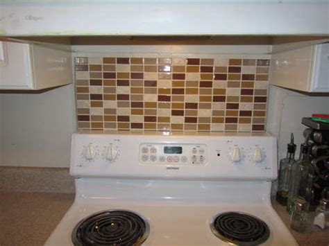 portable backsplash for renters very nice and non
