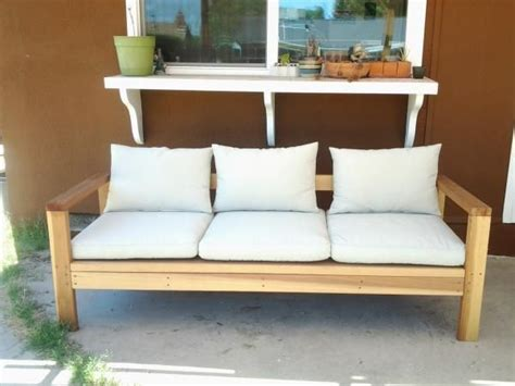 ana white outdoor sofa 1000 images about outdoor furniture tutorials on