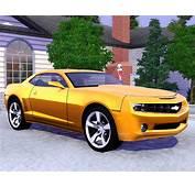 Fresh Prince Creations  Sims 3 2010 Chevy Camaro