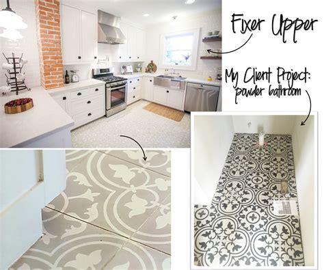 Designer Tiles For Kitchen Backsplash jessica stout design as seen on fixer upper the brick