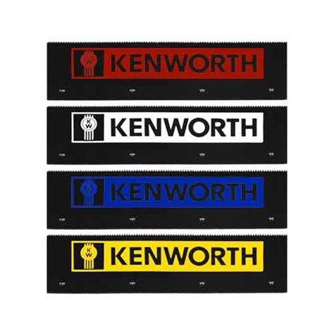 kenworth mud flaps australia 24x6 quarter fender rubber mud flap kenworth 24x6
