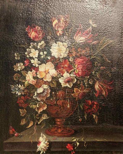 Bouquet De Fleurs Dans Un Vase by Ecole Anversoise Xvii 232 Me Bouquet De Fleurs Dans Un Vase