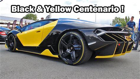 Lamborghini 6 Million by 2 6 Million Lamborghini Centenario Start Up Loud Revs