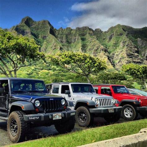 Jeeps For Sale Oahu Sunset Hawaii Honolulu 122 Photos 204