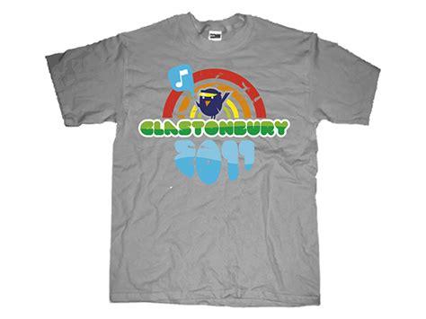 t shirt festival dresden glastonbury festival t shirt on behance