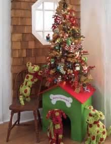 doghouse christmas tree christmas pinterest